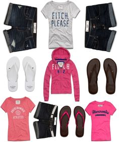 """""""Abercrombie an Fitch"""" by maddy182002 ❤ liked on Polyvore"""