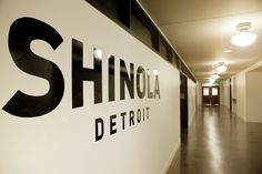 Shinola: Public + Media Relations, Event Development + Promotion