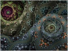 Centre of mobius world by *FractalDesire on deviantART