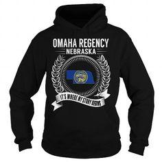 Cool Omaha Regency, Nebraska - Its Where My Story Begins Shirts & Tees