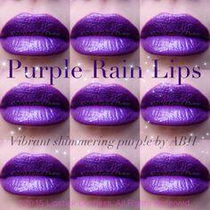 Purple Rain Lips