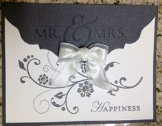 for a bridal shower, anniversary or wedding