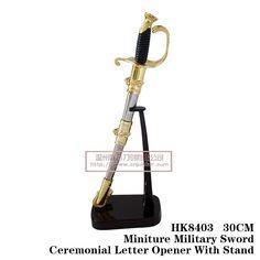 Letter Opener Knight Swords Medieval Swords Table Decoration Swords 30cm