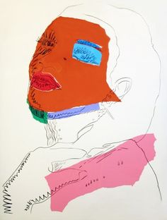Ladies and Gentlemen FS II.127 AP by Andy Warhol, Limited Edition Print, Screenprint on Arches