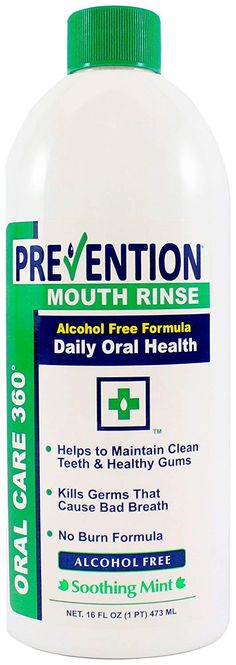 Looking for 16 oz. Prevention Antibacterial Non-Alcohol Mouth Rinse 1 Doctor Recommended ? Check out our picks for the 16 oz. Prevention Antibacterial Non-Alcohol Mouth Rinse 1 Doctor Recommended from the popular stores - all in one. Mouth Sores, Candida Cleanse, Yeast Infection Treatment, Dental Procedures, Healthy Teeth, Bad Breath, Mouthwash, Teeth Cleaning, Alcohol Free