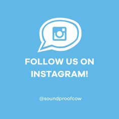 We never steer you wrong! Go check out our Instagram page, every Friday we share a new project or installation. Don't forget to follow us! https://www.instagram.com/soundproofcow/