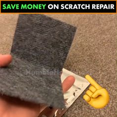 cleaning limpieza Attention Car Owners Save a TON of money with this Scratch Eraser. Scratches will magically disappear from your car in just a few minutes! Every driver needs this. Car Cleaning Hacks, Car Hacks, Diy Cleaning Products, Useful Life Hacks, Cool Gadgets, Clean House, Helpful Hints, Cool Stuff, Money