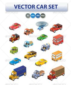 Realistic Graphic DOWNLOAD (.ai, .psd) :: http://jquery.re/pinterest-itmid-1006672511i.html ... Set of Cars and Trucks ...  bus, button, car, driver, engine, gasoline, highway, icon, illustration, image, industrial, isometric, machine, motor, object, painting, set, symbol, taxi, transport, transportation, truck, vector, vehicle, wheel  ... Realistic Photo Graphic Print Obejct Business Web Elements Illustration Design Templates ... DOWNLOAD :: http://jquery.re/pinterest-itmid-1006672511i.html