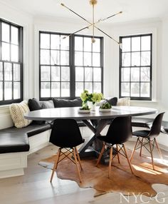 Tour a Fashion Consultant's Scandinavian-Modern Home - New York Cottages & Gardens - November 2016 - New York, NY