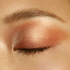 We used the warm, shimmery shades of our TruNaked 'Desert Heat' Eyeshadow Palette to create this fiery eye look. 🔥 #EasyBreezyBeautiful #COVERGIRLCrueltyFree #CrueltyFree Eyes Lips Face, Makeup Tools, Covergirl, Get The Look, Eyeshadow Palette, Eye Makeup, Deserts, Lipstick, Shades