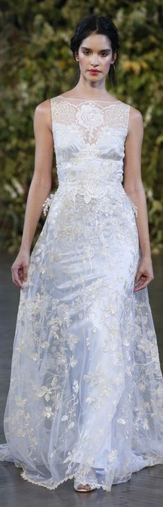 """""""Gothic Angel"""" Claire Pettibone's Captivating Bridal Collection for Fall 2015"""