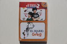 EL DIARIO DE GREG + EL DIARIO DE GREG 2 - PACK 2 PELÍCULAS - DVD - DESCATALOGADA