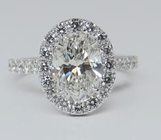 Bling - Harry Winston ring