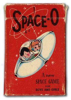 Lounge King - Space O children Card Game Al parecer fue también...