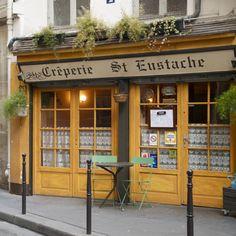 Creperie St. Eustache, Paris