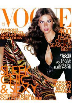 Gisele Bundchen Mario Testino Carreira Memórias | Vogue britânica