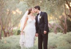 http://www.elizabethannedesigns.com/blog/  Wedding in nature #weddings