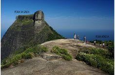 Pedra da Gávea - Brasil