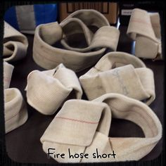 Fire hose short