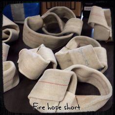 Fire hose short