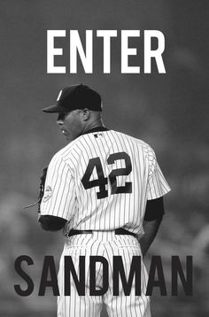 9606cf494 Mariano Rivera - NY Yankee time ballot Hall of Famer.