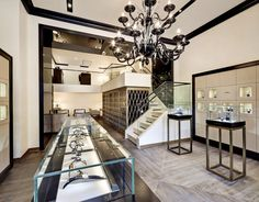 nyc luxury watch store   Vacheron Constantin watch boutique, New York