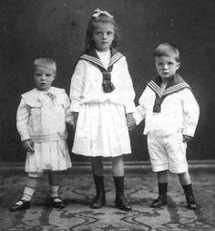 deutschland damenmode matrosenkleid 1900 - Google Search