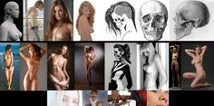 3d Female references,  i just collect some images and put them in a single file , nothing too fancy