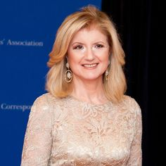Arianna Huffington in 100 Women In Wellness by MindBodyGreen and Athleta #WomenInWellness