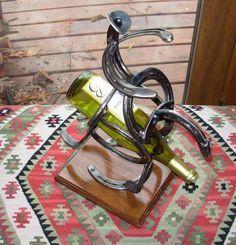 artesanias con herraduras usadas y madera - Buscar con Google