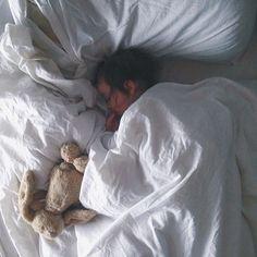 La profundidad del sueño del bebé.
