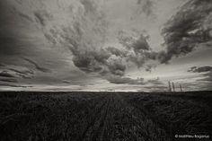 ciel orageux dans la campagne de l'agglomeration messine #4