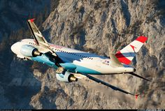 Airbus A319-112 - Austrian Airlines | Aviation Photo #2766502 | Airliners.net
