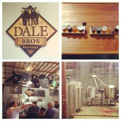 Dale Bros. Brewery in Upland, CA