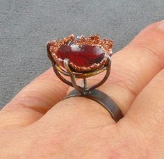 Ring from Joanna Gollberg Class by malodora, via Flickr