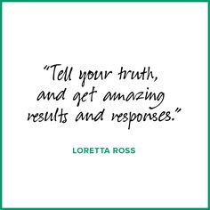 Loretta Ross is a human and women's rights activist, who co-founded the SisterSong Women of Color Reproductive Justice Collective. Learn more about this inspiring woman with @Mandy Akers: The Women Who Make America.