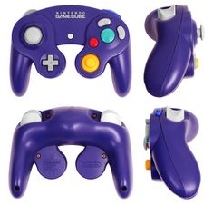 Gamecube-controller-breakdown - GameCube - Wikipedia, the free encyclopedia Nintendo Games, Nintendo 64, Gamecube Controller, News Games, Dragon Ball, Cool Designs, Blue, Game Boy, Professional Wrestling