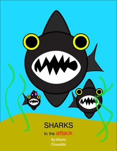 sharks to the attack