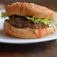 Ranch Burgers - Allrecipes.com