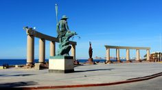 Governors Plaza on the malecon Rocky Point, Puerto Penasco, Mexico