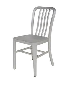 43% OFF Industrial Chic Soho Chair, Aluminum