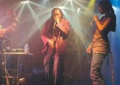 Irie, Bru and friends throw down at SWET