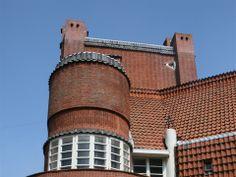 Michel de Klerk   Wendingen Amsterdamse School