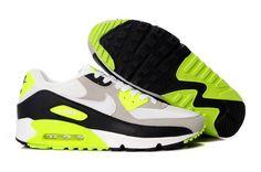 Spring Leaf Nike Free Trainer Men Trainers Green White Black