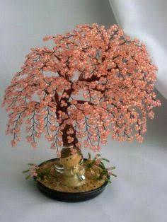 Resultado de imagem para arbol bonsai de lentejuelas