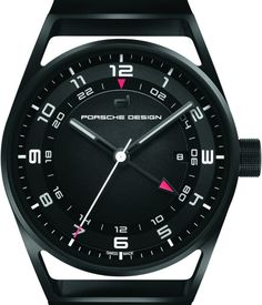 Porsche Design 1919 Datetimer Series 1 & 1919 Globetimer Series 1 Watches Watch Releases