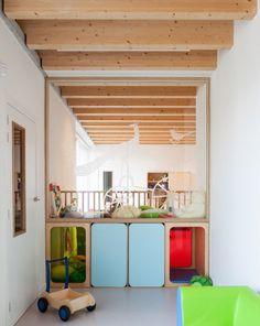 Espacio infantil de diseño en Bruselas - DecoPeques