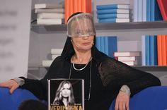 Vera Gräfin von Lehndorff-Steinort or Veruschka von Lehndorff (born 14 May 1939 in Königsberg, East Prussia, now known as Kaliningrad, Russia) is a German model, actress, and artist who was popular during the 1960s. Known professionally as Veruschka, she is a daughter of Heinrich Graf von Lehndorff-Steinort, a member of the German resistance.
