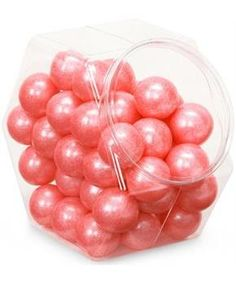 PartyBell.com - Shimmer Coral Gumballs