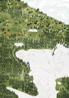 Galeria de Tirana 2030: Como a natureza e a cidade coexistirão na capital da Albânia - 15